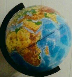 Глобус,атлас