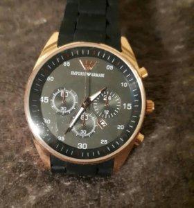 Новые мужские часы Armani
