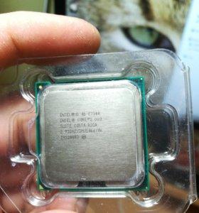 Процессор Core 2 DUO E7500