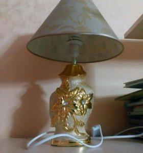 Новая Настольная лампа + подарок