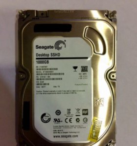 HDD Жесткий диск Seagate 1TB