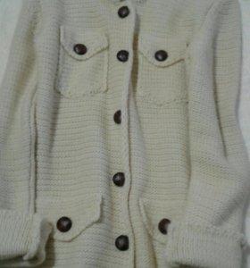 кофта пиджак