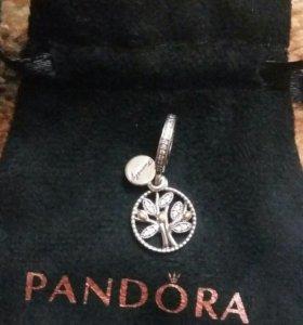 Подвеска, Pandora. Оригинальная.