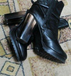 Ботинки H&M 40.