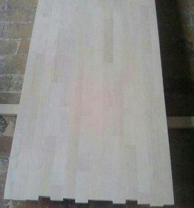 Мебельный щит ( берёза)
