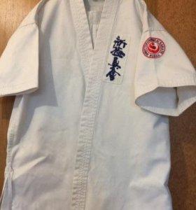 Кимоно для занятий единоборствами