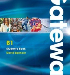 Gateway B1 - Workbook, Students book - английский