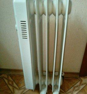 Масляный радиатор до марта
