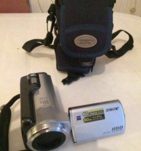 Видеокамера Sony dcr-sr 67