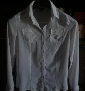 Блузка Белая 42