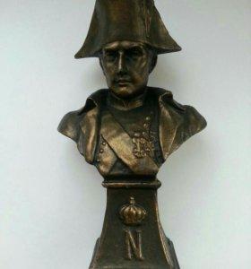 Бюст скульптура Наполеон