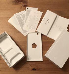 Коробка от IPhone 6 на 64гб. РСТ