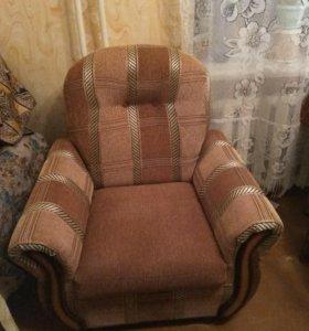 Кресла новые 2шт,