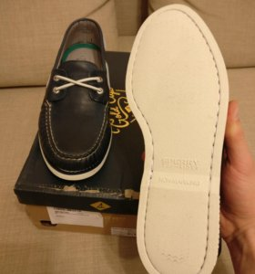 Мокасины Sperry top sider Gold Cup A/O, new
