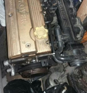 Двигатель ROVER 25 1.4 16кл.