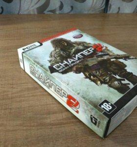 Снайпер 2 воин призрак коллекционное издание