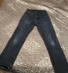 Джинсовые штаны мальчиковые