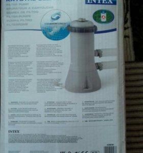 Насос-фильтр для бассейна