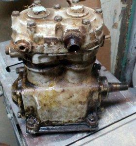 Двухцилиндровый компрессор ЗИЛ-130