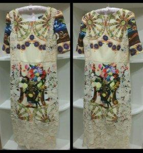 Платье новое Dolche Gabbana