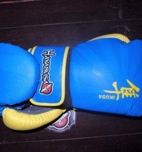 Боксерские перчатки Hayabusa новые 16oz