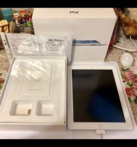 iPad 3 WiFi + cellular 32Gb (Ростест)
