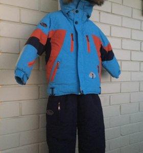 Зимний (новый) костюм на мальчика 6-7 лет