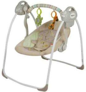 Детские электрокачели Baby Care Riva