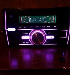 Новая магнитола Bluetooth 4*45w