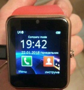 Умные часыGT08 ColMi Smartwatch Phonе