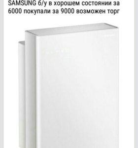 Воздухоочиститель сенсорный SAMSUNG