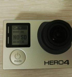 GoPro Hero 4 black series