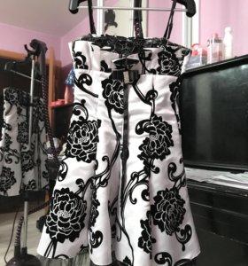 Платье на праздник (выпускной)