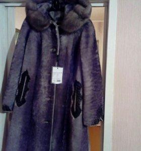 Шуба мутон цена 20000