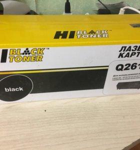 Картридж Q2612 Hi-Black