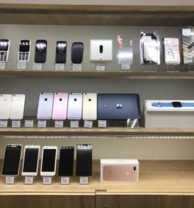 Продажа мобильных телефонов и авксессуаров