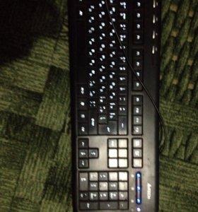 4Tech model:kd-126 lighting keyboard
