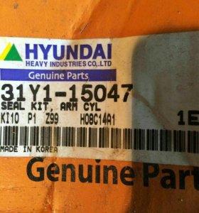 Уплотнение цилиндров экскаватора Hyundai 290 Lc7