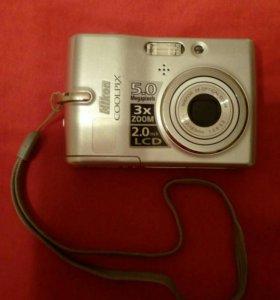 Фотоаппарат Nikon Coolpix L10
