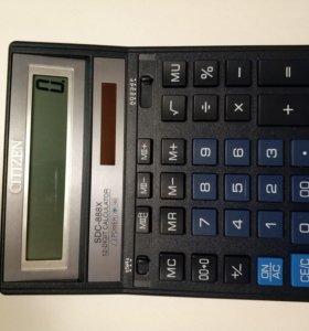 Калькулятор CITIZENSDC888