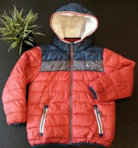 Куртка фирмы Next 104-110 р-р