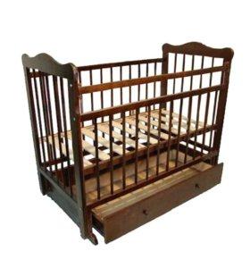 Детская кроватка Любаша 5