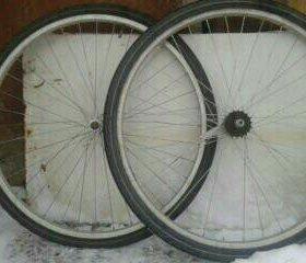 Колёса велосипедные