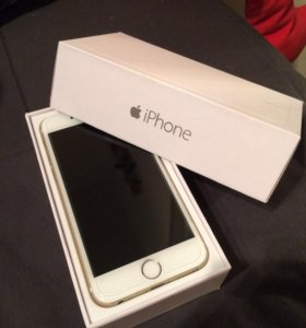 Apple iPhone 6 64gb LTE gold