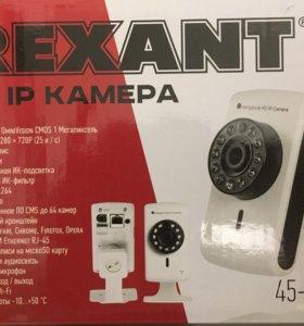 Видеокамера Rexant (новая)