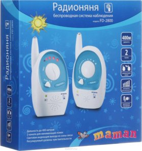 Радионяня «Maman» FD 2800