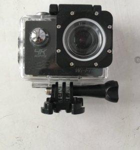 Экшн Камера 4К WiFi