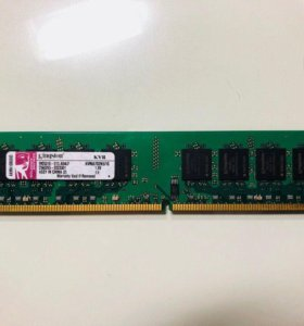 Kingston KVR667D2N5 1G DDR2