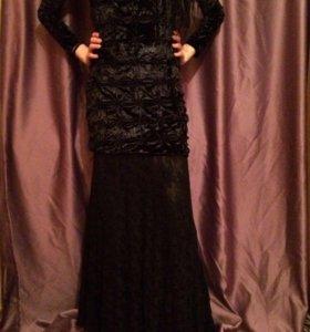 Прокат вечернее платье