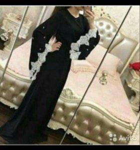 Прокат вечернее платья